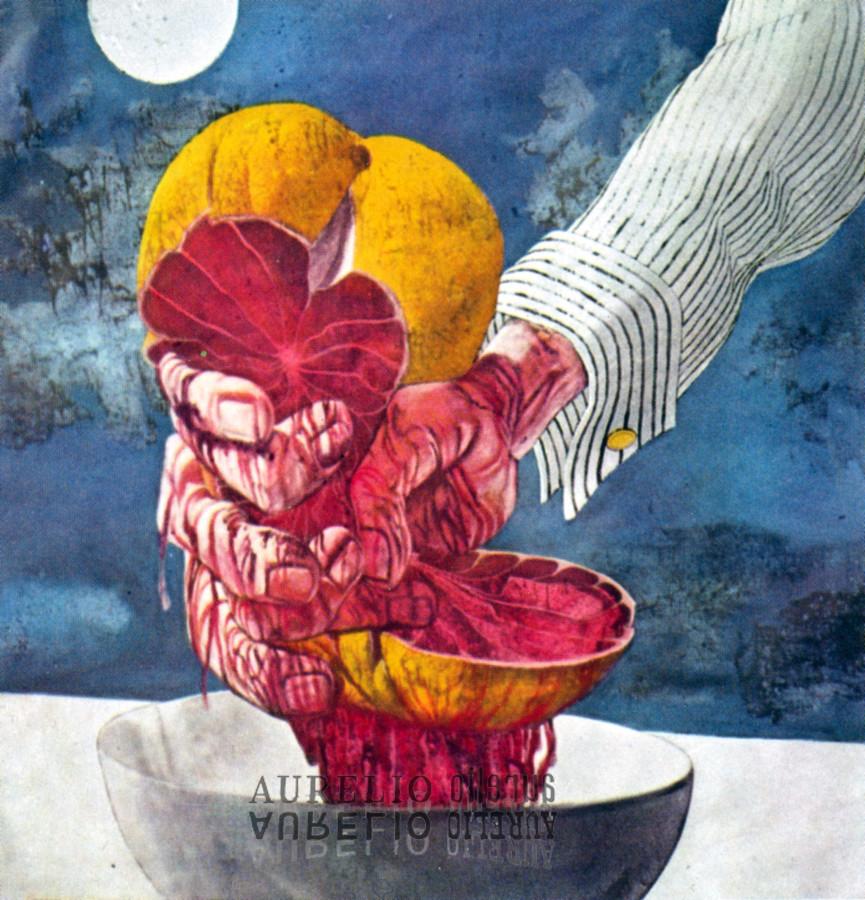 Aurelio C. - American orange squash - 1969