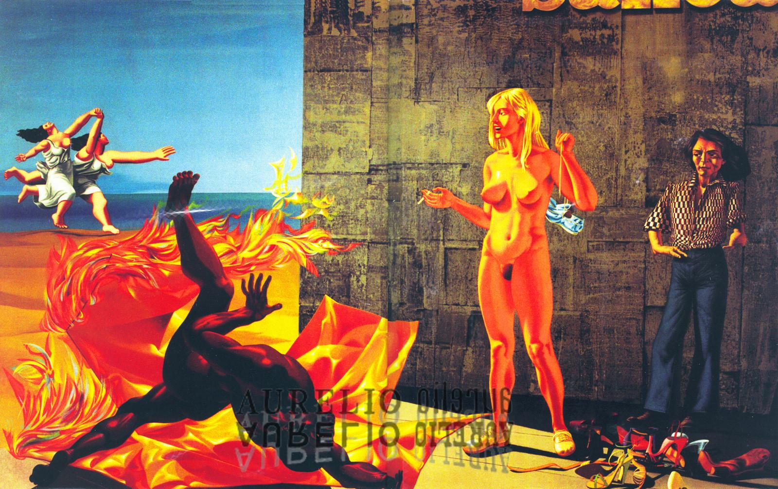 Aurelio C. - Apologia della razza - 1977