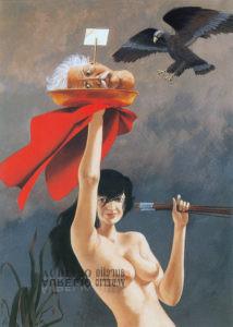 Aurelio C. - Autoritratto - 1991