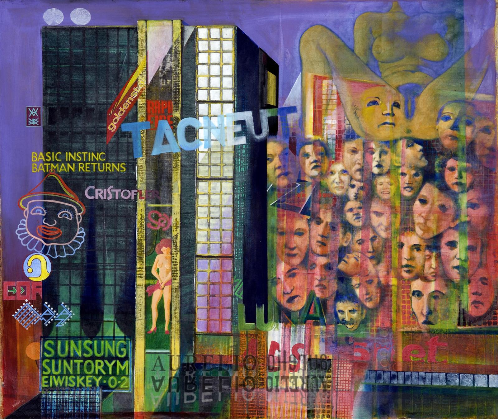 Aurelio C. - Istinti ai primordi - 1994